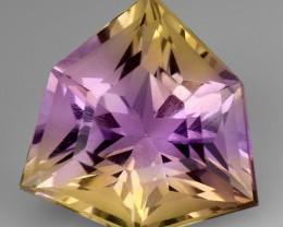 2.95 Cts Bolivian Ametrine Stunning Luster & Cut Gemstone  Am16