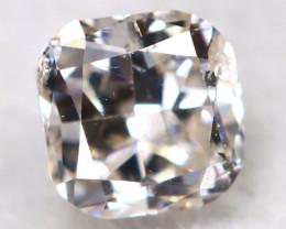 Yellowish Pink Diamond 0.13Ct Natural Untreated Fancy Diamond BM0820