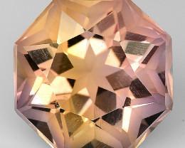 2.96 Cts Bolivian Ametrine Stunning Luster & Cut Gemstone  Am27