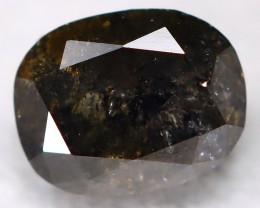 Cognac Diamond 0.24Ct Natural Untreated Fancy Diamond C0106