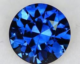 .50 Carat VVS Blue Sapphire Master Cut to Perfection Sri Lanka  !