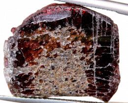 25 CTS GARNET BEAD NATURAL DRILLED  NP-720