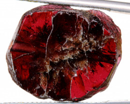23.55 CTS GARNET BEAD NATURAL DRILLED  NP-714