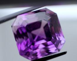 14.35 CT Unheated Intense Purple Amethyst (Uruguay)