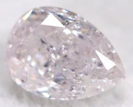 Pink Diamond 0.15Ct Natural Untreated Fancy Diamond BM0843