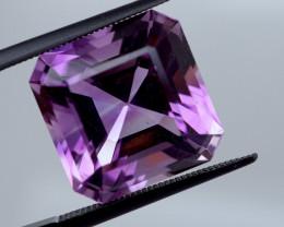 13.36 CT Unheated Intense Purple Amethyst (Uruguay)