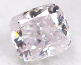 Pink Diamond 0.10Ct Natural Untreated Fancy Diamond BM0875
