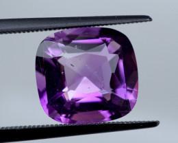 5.29 CT Unheated Intense Purple Amethyst (Uruguay)