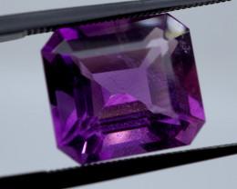 5.29 CT Unheated Rich Purple Amethyst (Uruguay)