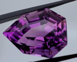 18.51 CT Unheated Rose de France Pink Purple Amethyst (Russia)