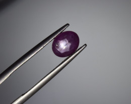 Natural Ruby 1.53 Cts Cabochon  from Guinea