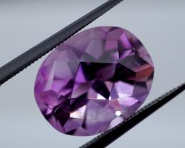 8.34 CT Unheated Intense Purple Amethyst (Uruguay)