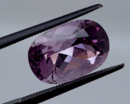 FREE SHIP! 6.55 CT Unheated Purple Amethyst (Uruguay)