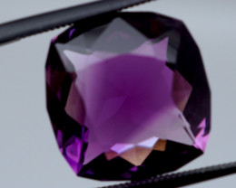 8.5 CT Unheated Rich Purple Amethyst (Uruguay)