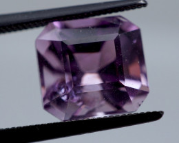 FREE SHIP! 3.61 CT Unheated Purple Amethyst (Uruguay)