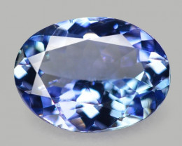 1.18 Cts Amazing rare Violet Blue Color Natural Tanzanite Gemstone