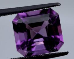 5.16 CT Unheated Intense Purple Amethyst (Uruguay)