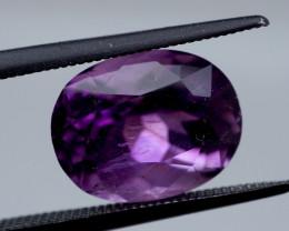 5.04 CT Unheated Vivid Purple Amethyst (Russia)
