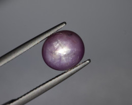 Natural Star Ruby 3.87 Cts from Guinea