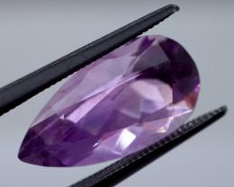 FREE SHIP! 4.98 CT Unheated Purple Amethyst (Uruguay)