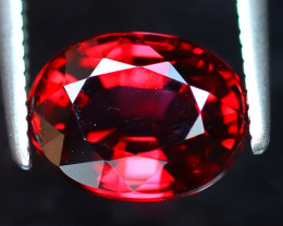Rhodolite 2.47Ct Natural VVS Purplish Red Rhodolite Garnet DAF0217/A5