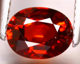 Spessartite 1.84Ct Natural Reddish Orange Spessartite Garnet DF0222/B34