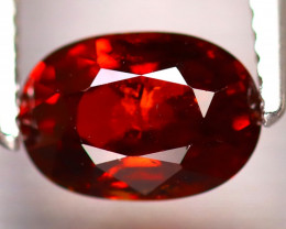 Spessartite 2.06Ct Natural Reddish Orange Spessartite Garnet DF0223/B34