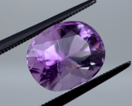 4.93 CT Unheated Rose de France Pink Purple Amethyst (Russia)