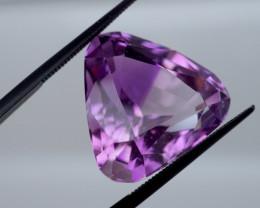 19.74 CT Unheated Rose de France Pink Purple Amethyst (Russia)