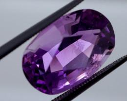 9.87 CT Unheated Rich Purple Amethyst (Uruguay)
