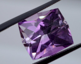 8.09 CT Unheated Intense Purple Amethyst (Uruguay)