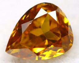 Orange Diamond 0.23Ct Untreated Genuine Fancy Diamond C0209