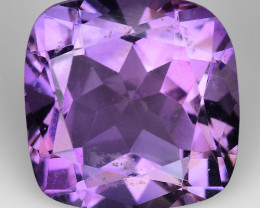 5.27 CT NATURAL AMETHYST GOOD CUT GEMSTONE A16