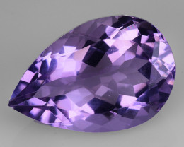 5.64 CT NATURAL AMETHYST GOOD CUT GEMSTONE A24