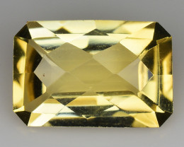 3.53 CT NATURAL CITRINE TOP QUALITY GEMSTONE C13