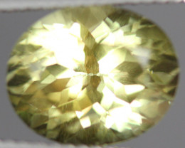 4.37CT 11X9MM EXCELLENT CUT!! TOP QUALITY NATURAL SILLIMANITE - SLS26