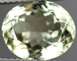 4.18CT 11X9MM EXCELLENT CUT!! TOP QUALITY NATURAL SILLIMANITE - SLS30