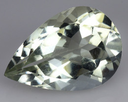 3.35 CT PRASOILITE TOP CLASS CUT GEMSTONE P16