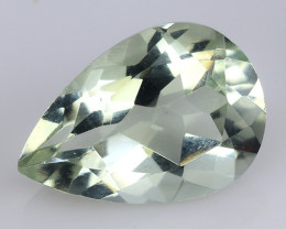 3.55 CT PRASOILITE TOP CLASS CUT GEMSTONE P29