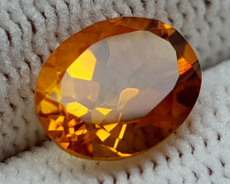 1.85CT MADEIRA CITRINE BEST QUALITY GEMSTONE IIGC014