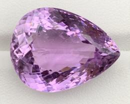 34.52 CT Kunzite Gemstones