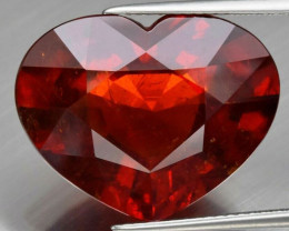 Unheated 25.86  ct. Natural Earth Mined Orange Spessartite Garnet  Namibia