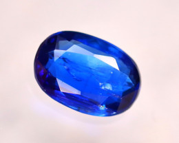 Kyanite 3.77Ct Natural Himalayan Royal Blue Color Kyanitel E0310/A40