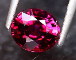 Rhodolite 2.12Ct Natural Purplish Red Rhodolite Garnet EF0323/A5