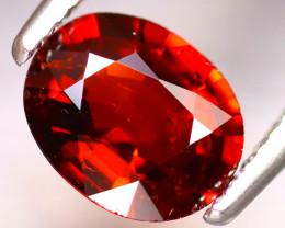 Spessartite 2.00Ct Natural Reddish Orange Spessartite Garnet  EF0326/B34