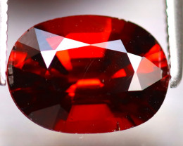 Spessartite 2.82Ct Natural Reddish Orange Spessartite Garnet EF0327/B34