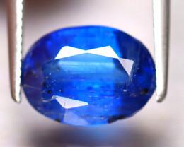 Kyanite 3.10Ct Natural Himalayan Royal Blue Color Kyanite EF0328/A40