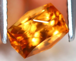 Fanta Garnet 1.35Ct VVS  Master Cut Natural Fanta Spessartite Garnet AT1003