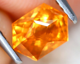 Fanta Garnet 1.23Ct VVS  Master Cut Natural Fanta Spessartite Garnet AT1005