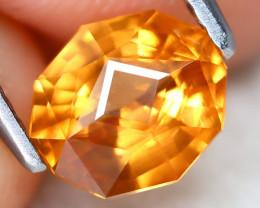 Fanta Garnet 1.26Ct VVS  Master Cut Natural Fanta Spessartite Garnet AT1006
